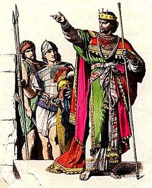 одежда древнего Израиля