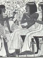 Одежда египетской царевны Кавит