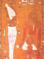 Осирис и фараон